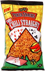 Poker Snacks Sweet Chili Straight