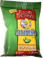 Poore Brothers Jalapeño Potato Chips
