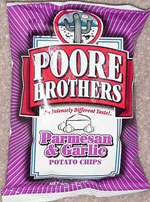 Poore Brothers Parmesan & Garlic Potato Chips