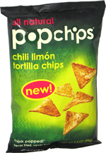 Popchips Chili Lim�n Tortilla Chips