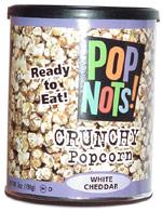 Pop Nots! White Cheddar Flavor