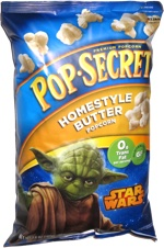 Pop Secret Homestyle Butter Popcorn