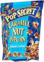 Pop Secret Caramel Nut Popcorn Almond Cashew