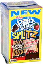 Pop-Tarts Splitz Chocolate Strawberry