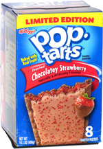 Pop-Tarts Chocolatey Strawberry