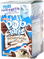 Pop-Tarts Hot Fudge Sundae
