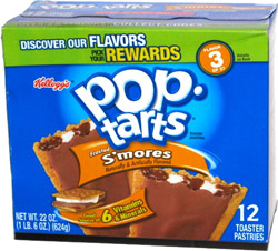 Pop-Tarts Frosted S'mores