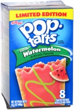 Pop-Tarts Frosted Watermelon