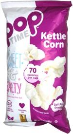 Pop Time Kettle Corn Sweet & Salty