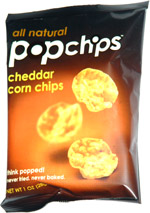 Popchips Cheddar Corn Chips