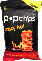 Popchips Crazy Hot
