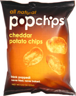 Popchips Cheddar Potato Chips