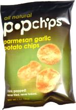 Popchips Parmesan Garlic Potato Chips