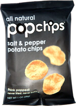 Popchips Salt & Pepper Potato Chips