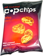 Popchips Salsa Corn Chips