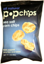 Popchips Sea Salt Corn Chips