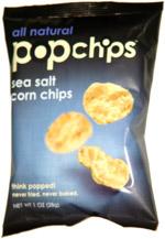 Popchips Sea Salt Corn Chips