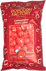 The Popcorn Factory Cinnamon Popcorn