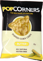 Popcorners Butter Popped Corn Chips