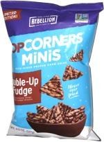 PopCorners Minis Double-Up Fudge