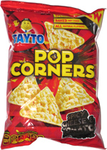 Tayto PopCorners Spicy Cheese & Tomato