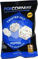 PopCorners Twisted Salt Popped Whole Grain Chips