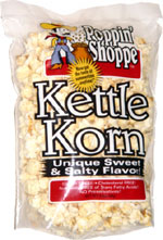 Poppin' Shoppe Kettle Korn