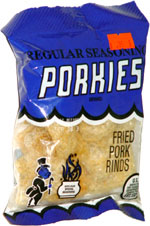 Porkies Fried Pork Rinds