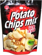 Nice Choice Taiwan Dessert Potato Chips Mix Korean Kimchi