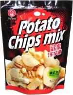 Nice Choice Taiwan Dessert Potato Chips Mix Korean Kimchi