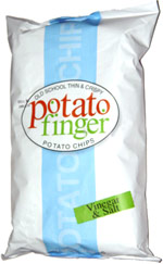 PotatoFinger Vinegar & Salt