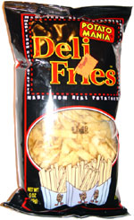 Potato Mania Deli Fries
