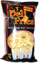 Potato Mania Deli Fries