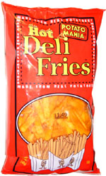Potato Mania Hot Deli Fries