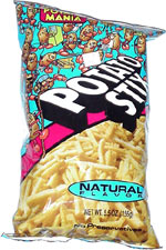 Potato Mania Potato Stix Natural Flavor