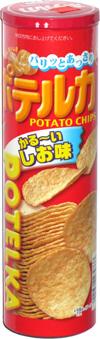 Bourbon Potelka Potato Chips