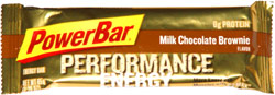 PowerBar Performance Energy Milk Chocolate Brownie