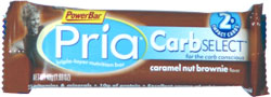Powerbar Pria Carb Select Caramel Nut Brownie