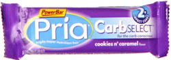 Powerbar Pria Carb Select Cookies n' Caramel