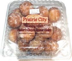 Prairie City Morning Minis Baker's Dozen Donut Holes