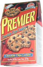 Premier Chocolate Chips Cookies