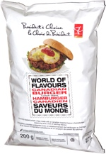 President's Choice Canadian Burger Potato Chips