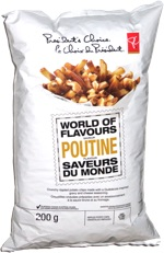 President's Choice World of Flavors Poutine