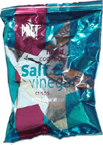 Pret Hand Cooked Salt & Vinegar Crisps