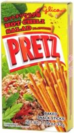 Pretz Hot Chili Salad