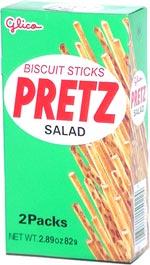 Pretz Salad Biscuit Sticks