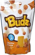 Pretzel Budz Cheddar Cheese