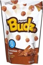 Pretzel Budz Cinnamon Sugar