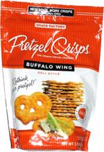 Pretzel Crisps Buffalo Wing Deli Style