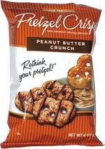 Pretzel Crisps Peanut Butter Crunch
